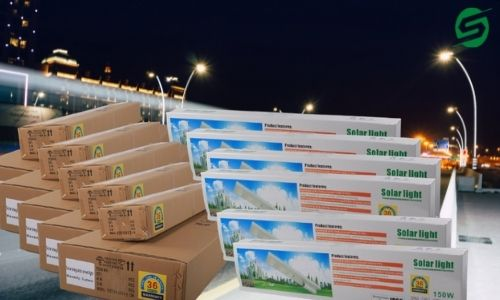 All In One Solar Street Light Specification and Features